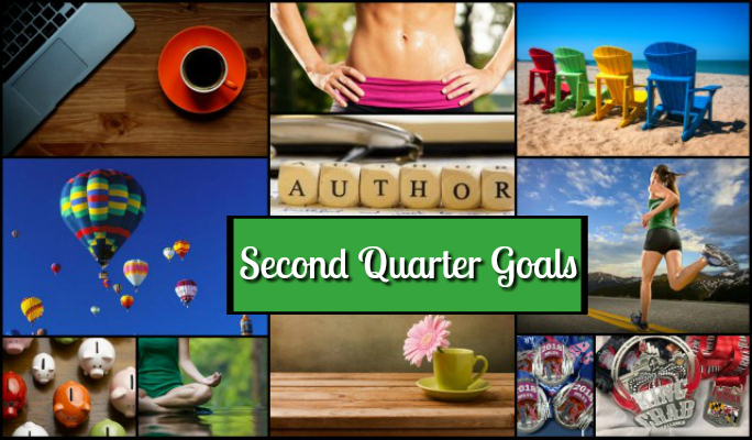 Accountability Quest: My 2018 Second Quarter Goals
