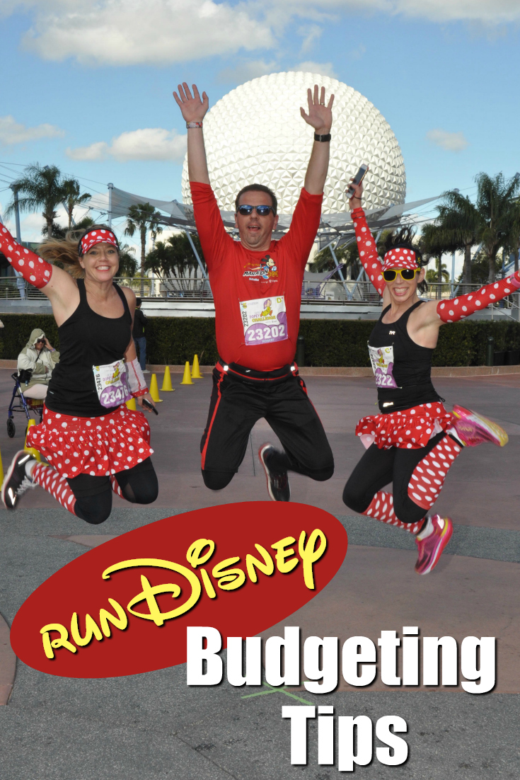 Budgeting Tips for runDisney (or other Racecation) Races!