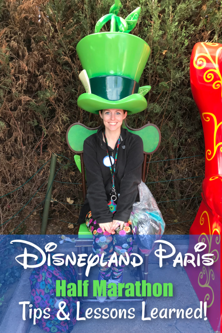 Disneyland Paris Half Marathon Tips & Lessons Learned!