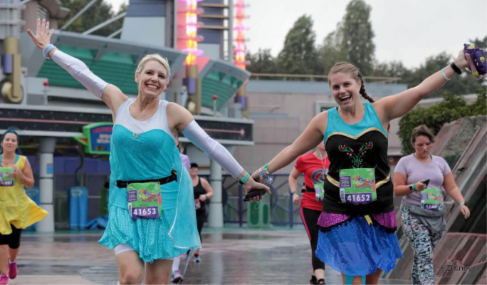 2018 Disneyland Paris Half Marathon Weekend