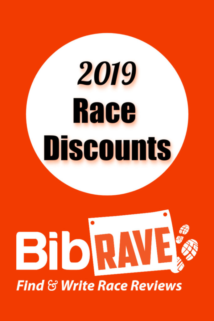 2019/2020 Race Discount Codes!