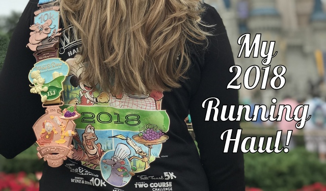 My 2018 Running Haul