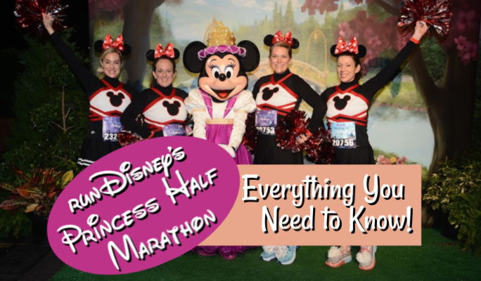 runDisney's Princess Half Marathon: Everything you need to know!