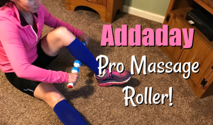 Addaday Pro Massage Roller: Muscle Knots, Beware!