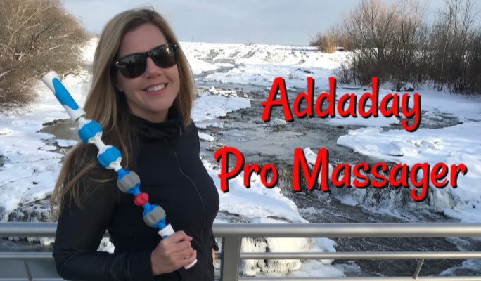Addaday Pro Massage Roller: My Review