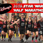 Disney's 2018 Star Wars Half Marathon Video Recaps
