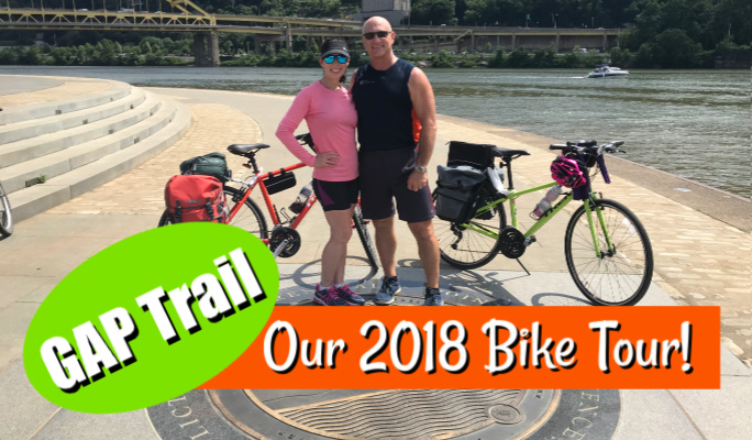Great Allegheny Passage Bike Tour