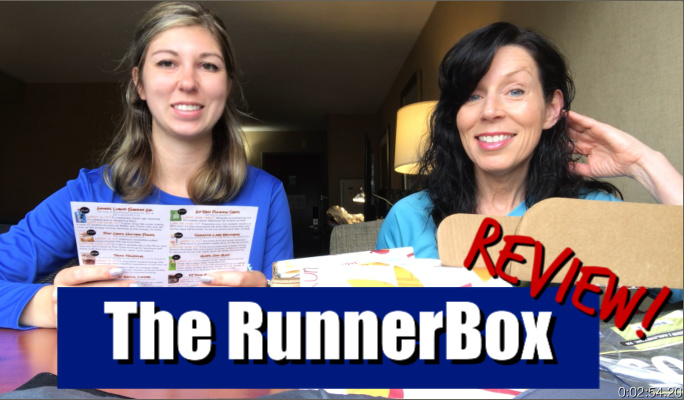 The RunnerBox Unboxing and Review!